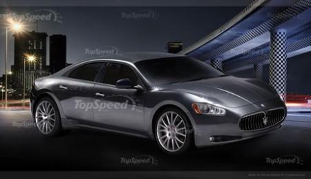 2013 Maserati Baby Quattroporte