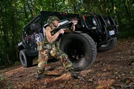 Cam Shaft Hummer H1 13