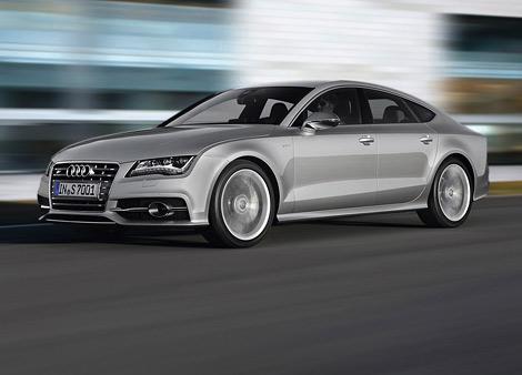 """Audi рассекретила """"заряженные"""" версии моделей S6 и S7"""