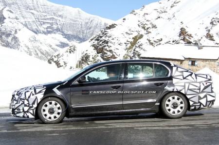 2012-Skoda Superb Facelift 3