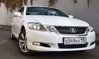 Тест-драйв Lexus GS 350