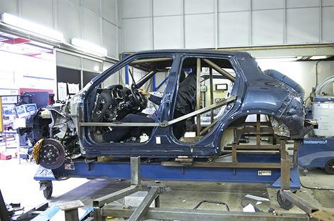 Nissan выпустит два экземпляра 485-сильного кроссовера Juke