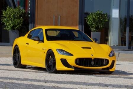 Maserati GranTurismo MC Stradale от Novitec