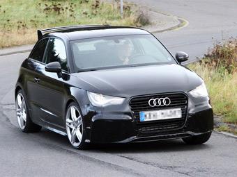 Audi готовит очень быстрый хот-хэтч на базе A1