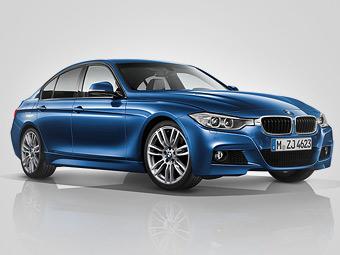 Новый седан BMW 3-Series обзавелся M-пакетом