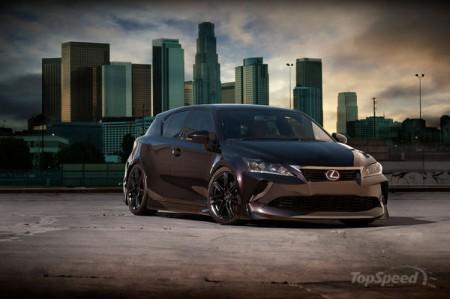 2012 Lexus CT 200h от Five Axis