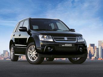 Suzuki Grand Vitara получит в России две новые комплектации