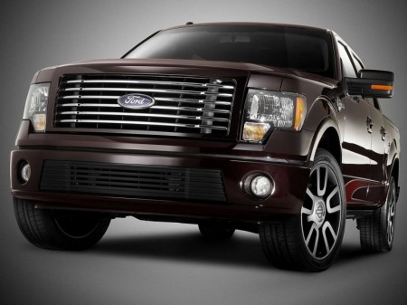 Пикап Ford F-150 получил титул Truck of Texas