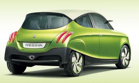Suzuki рассекретила прототип микролитражки