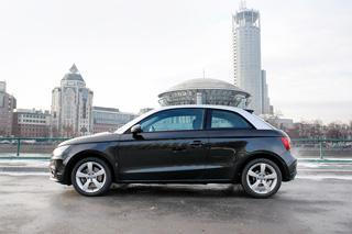Тест-драйв Audi A1