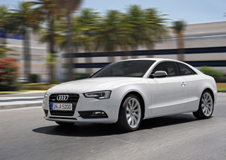 Тест-драйв Audi A5