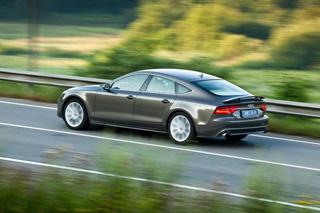 Тест-драйв Audi A7 Sportback