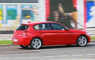 Тест-драйв BMW 1-й серии