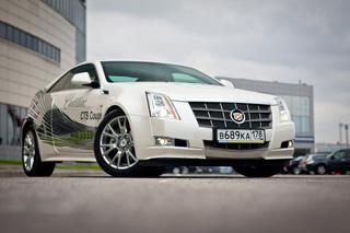 Тест-драйв Cadillac CTS
