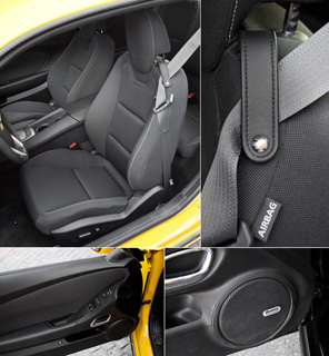 Тест-драйв Chevrolet Camaro