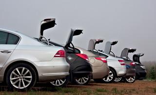 Тест-драйв Mazda6, Ford Mondeo, Citroen C5, Renault Latitude, Opel Insignia, Volkswagen Passat
