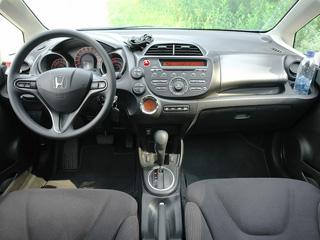 Тест-драйв Honda Jazz