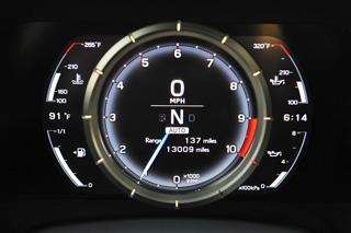 Тест-драйв Lexus LFA