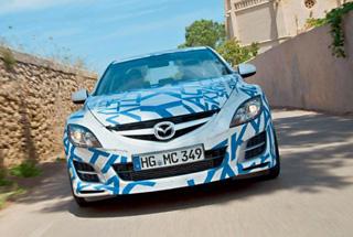 Тест-драйв Mazda Skyactiv