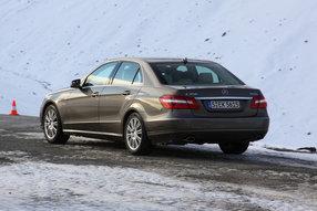 Тест-драйв Mercedes-Benz E- и M-класса