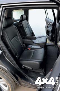 Тест-драйв Toyota Highlander, Nissan Murano