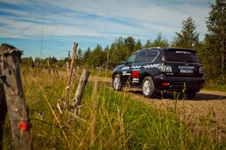 Тест-драйв Nissan Patrol Тест-драйв Nissan Patrol
