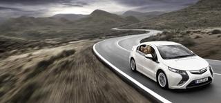 Тест-драйв Opel Ampera