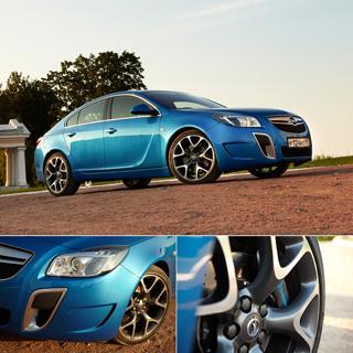 Тест-драйв Opel Insignia