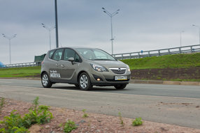 Тест-драйв Opel Meriva