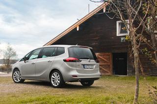 Тест-драйв Opel Zafira Tourer
