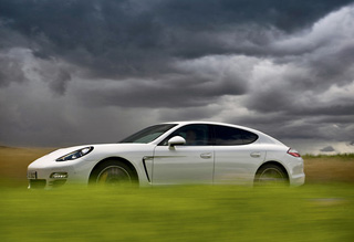 Тест-драйв Porsche Panamera Diesel