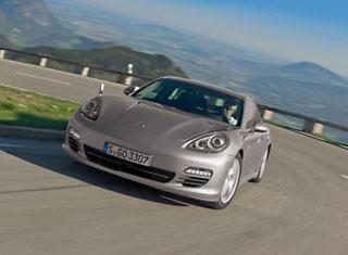 Тест-драйв Porsche Panamera S Hybrid