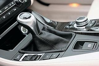 Тест-драйв BMW 5 серия