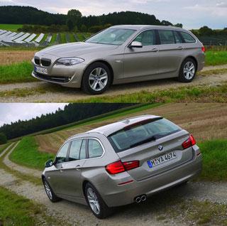 Тест-драйв BMW Touring