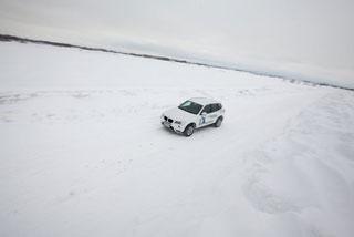 Тест-драйв BMW X3