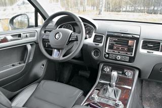 Тест-драйв Volkswagen Touareg, Nissan Murano, Hyundai ix55, Mercedes-Benz M-class, BMW X5