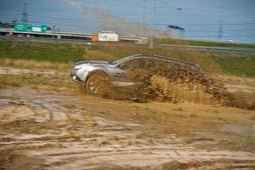 Тест-драйв Subaru Forester, Subaru Outback