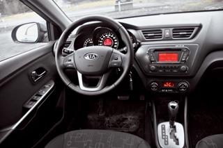 Тест-драйв Lada Granta, Renault Logan, Volkswagen Polo, Hyundai Solaris, Kia Rio
