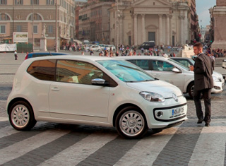 Тест-драйв Volkswagen up!