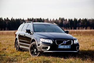 Тест-драйв Volvo XC70