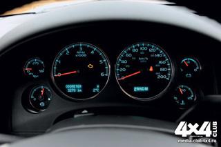 Тест-драйв Chevrolet Tahoe