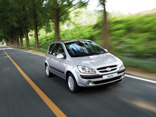 Тест-драйв Hyundai Getz