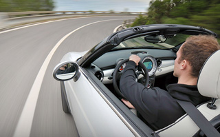 Тест-драйв Mini Roadster