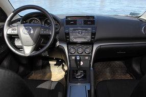 Тест- драйв Mazda 6
