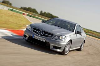 Тест-драйв Mercedes С 63 AMG Coupe