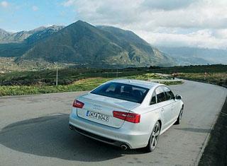 Тест-драйв Audi A6