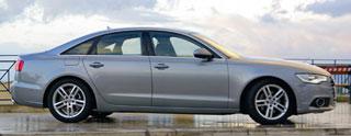 Тест-драйв Audi А6