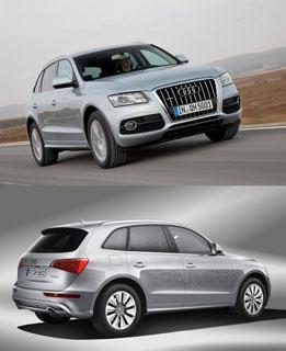 Тест-драйв Audi Q5