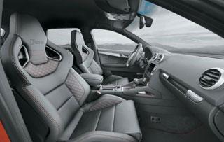 Тест-драйв Audi RS 3 Sportback