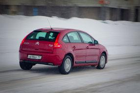 Тест-драйв Citroen C4, Opel Astra